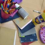 ateliers d'écriture de médiation animés par Marie Remande