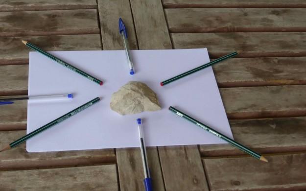 papier et crayons pour blog - 1